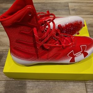 Football Cleats Under Armour